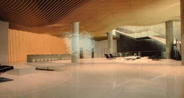 室内设计大奖赛《学会奖》入选作品展     项目名称: 江阴市水上活动
