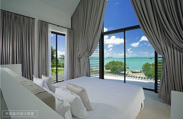 泰国普吉岛豪华的度假别墅_河南室内设计网