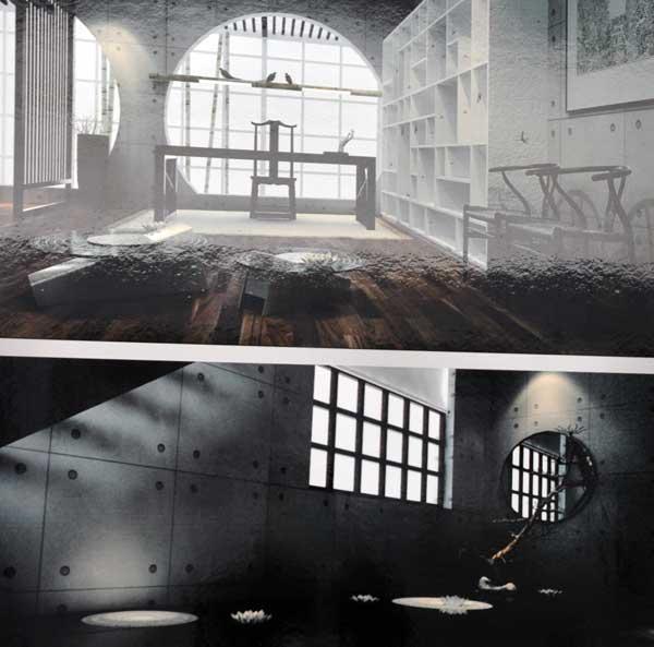 默石设计工作室---梁龙