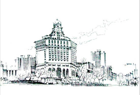 李文龙手绘作品欣赏