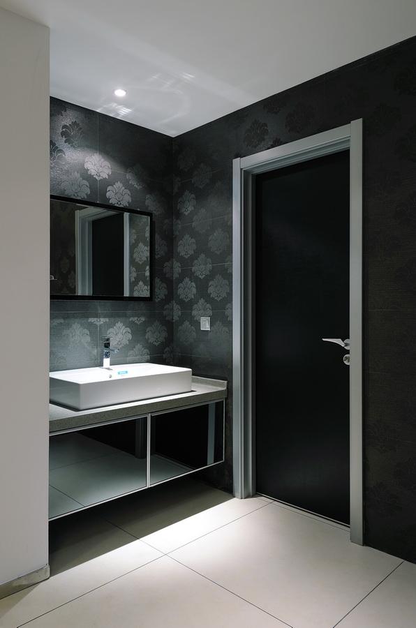 灰色墙壁欧式装修