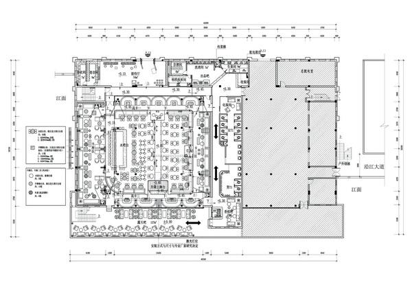 教室餐厅设计图展示