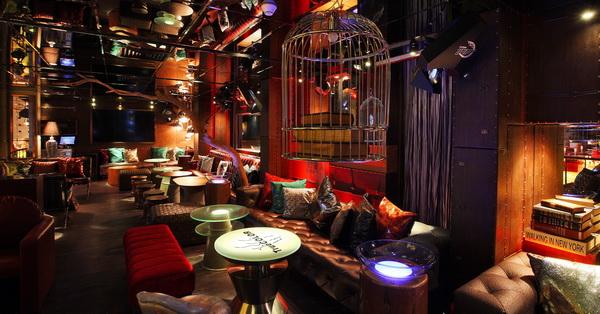 本色酒吧——陈武_河南室内设计网