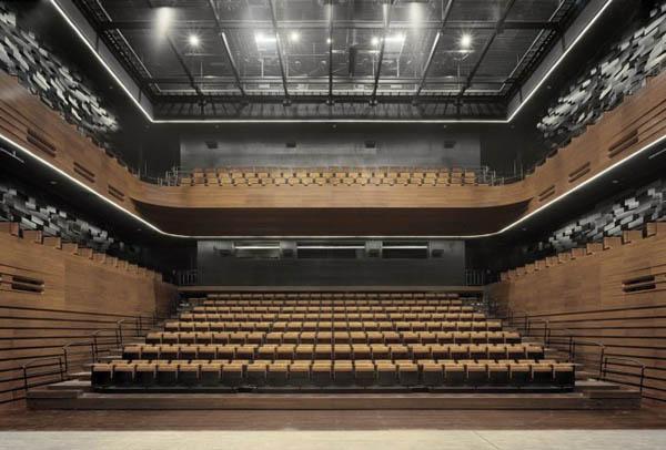 无锡大剧院_河南室内设计网