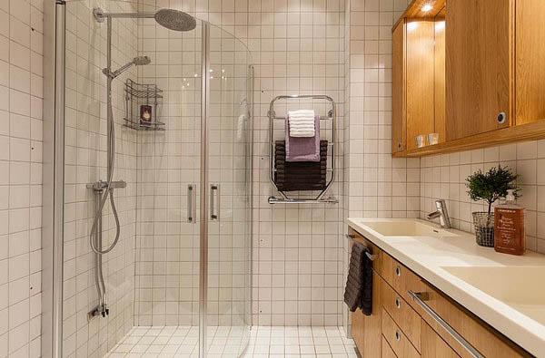 190平米瑞典风格公寓设计