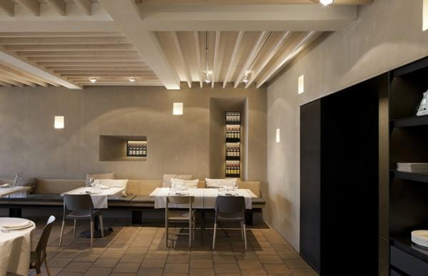 餐厅铁器马德里Filandón文明_河南室内设计网时代与空间三个战争布局设计图图片