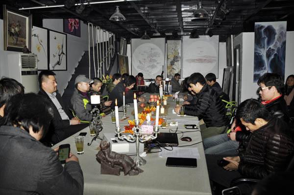 刘宪生先生,于起帆先生,耿化清先生,郑淞先生,河南优秀设计师杨华茂