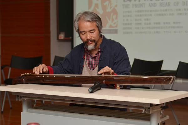 设计的前后左右     郑州大学副教授张典友博士