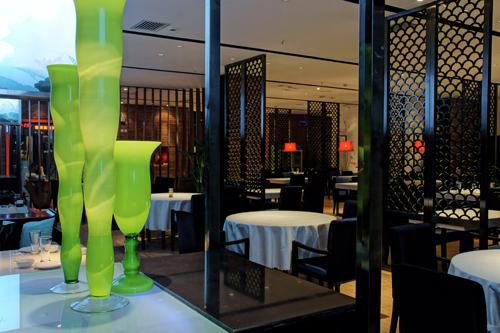 渔.尚-爱尚渔香餐厅_巴中室内设计网河南快捷酒店装修设计图片