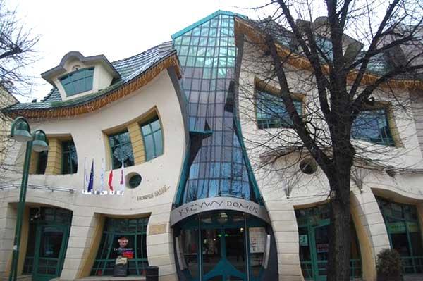 世界奇特建筑欣赏_河南室内设计网