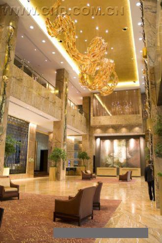 北京华彬费尔蒙酒店(白金五星级) 灯光设计